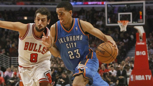 Kevin Martin Fined By NBA For Second Flopping Violation