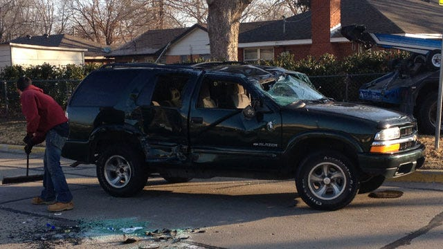No Serious Injuries In School Bus Accident In Norman