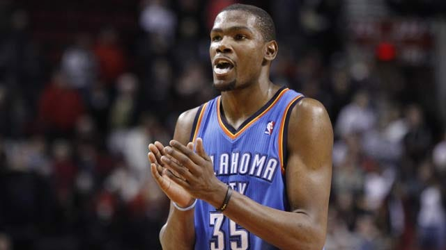 Thunder Uses 3-Point Barrage To Sink Clippers