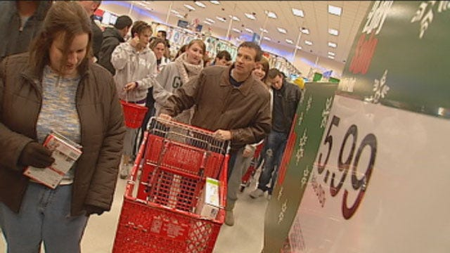 OK Lawmaker Pushing For Changes To Black Friday Law