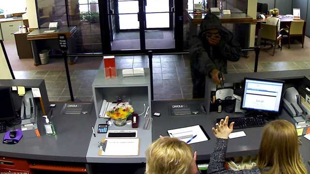 Southeast OKC Bank Robbed Twice In One Week, Suspects At Large