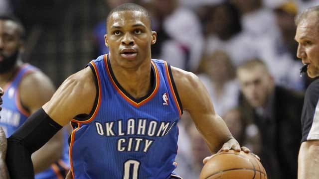 Westbrook Named To Western Conference All-Star Team