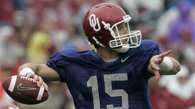 OU Backup QB Says He Is Considering Possible Transfer