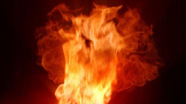Bethany, Warr Acres Fire Crews Battle Structure Fire