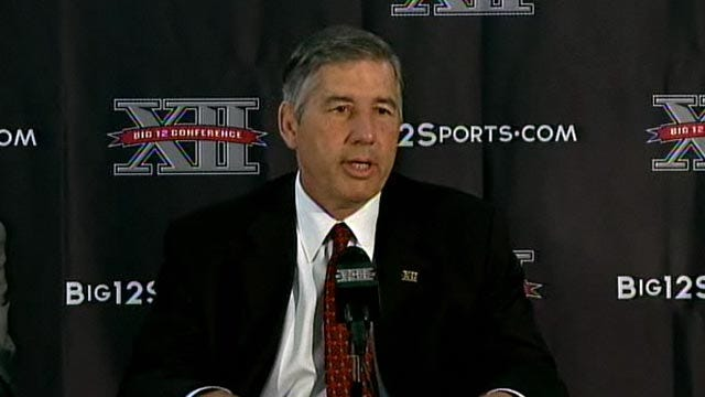 Big 12 Commish Exploring Possibilities Of Forming Conference 'Alliances'