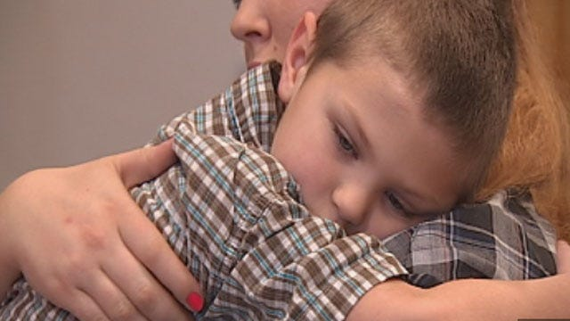 Morrison Family Outraged After 4-Year-Old Boy Left On School Bus For 8 Hours