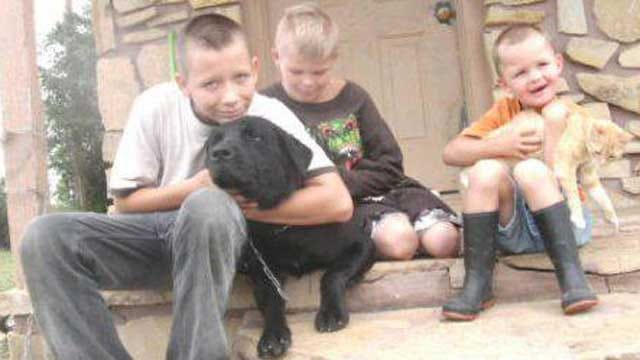 WEB EXCLUSIVE: Johnston County Family Wants Justice In Shooting Death Of Dog