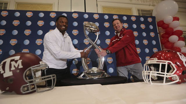 Complete Cotton Bowl Coverage: Stories And Videos