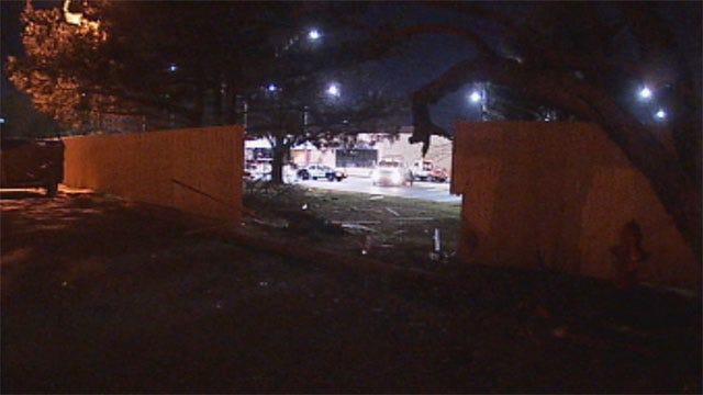 Suspected Drunken Driver Jailed After Crashing Into People, Cars In SW OKC