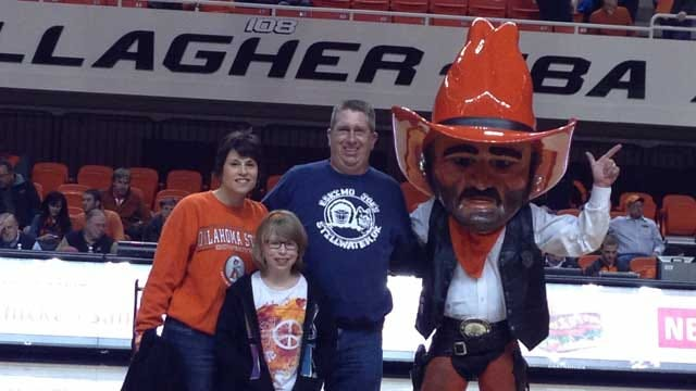 Metro Couple To Be Honored At OSU Basketball Game