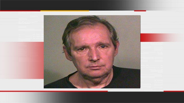 Midwest City Man Arrested For Possessing Child Porn