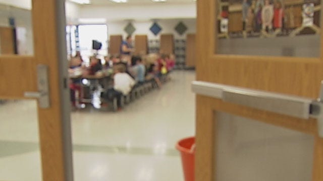 Oklahoma Lawmaker Proposing Bill To Beef Up School Security