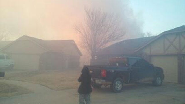 Neighbors In SW OKC Explosion Neighborhood Still In Disbelief