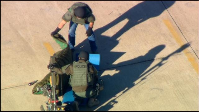 Suspicious Package In Bethany Turns Out To Be Sleeping Bag