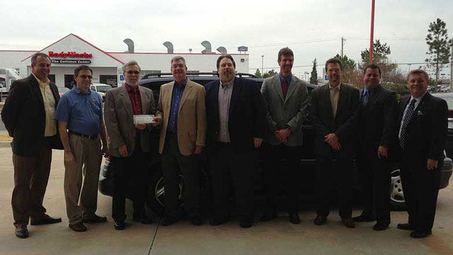 Two Businesses Take The Wheel To Drive Out Hunger In Oklahoma