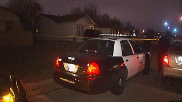 Police Arrest Suspect In OKC's First Homicide Of 2013