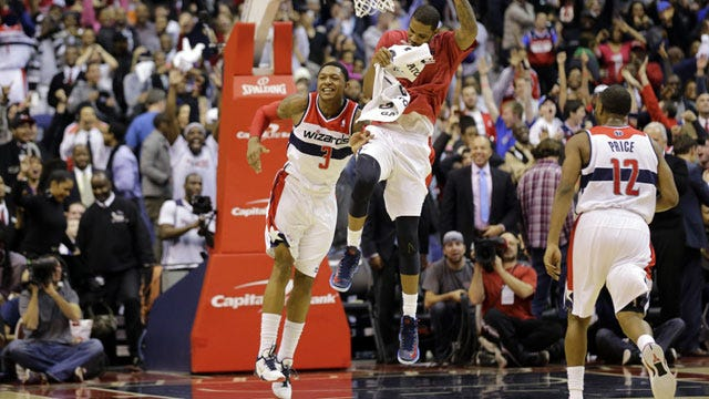 Wizards Cast A Spell On Thunder