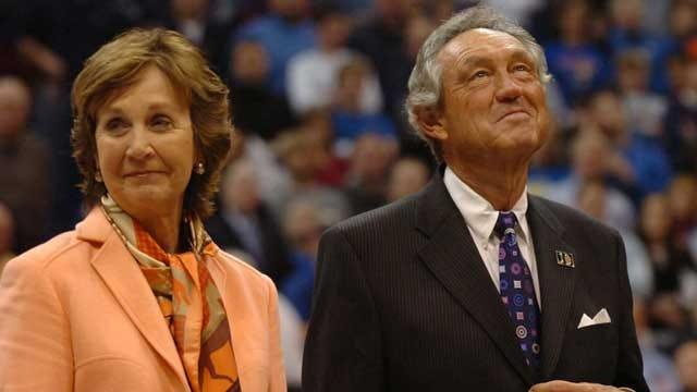 Patsy Sutton, Wife Of OSU's Eddie Sutton, Dies