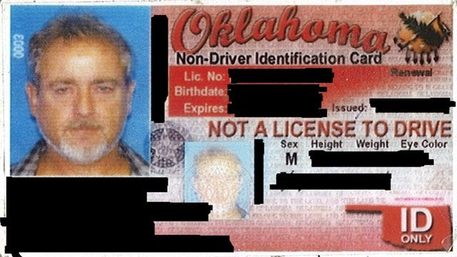 Edmond Police Search For Man Using Fake ID To Get Prescription Drugs
