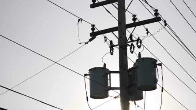 Hundreds Of Customers Without Power In Del City