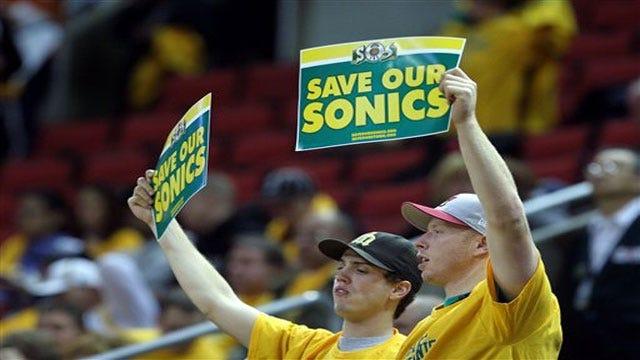 Sacramento Kings Appear Headed To Seattle