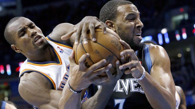 Thunder Bounce Back, Overwhelm Minnesota With Strong Second Half