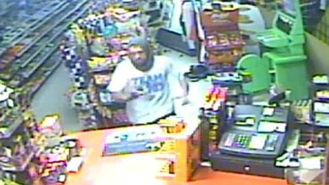 Burglar Rams OKC Store With Car, Steals Cigarettes