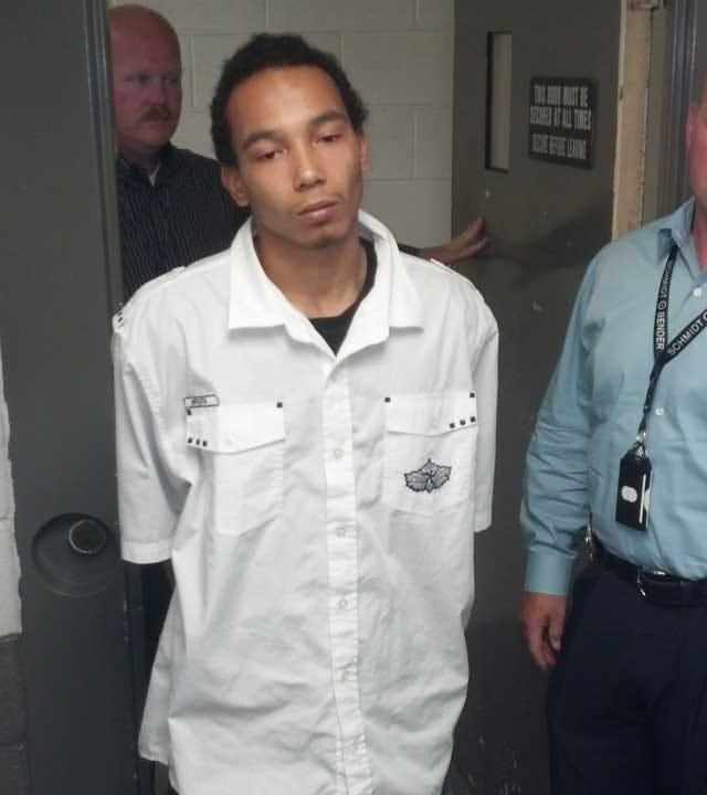 Arcadia Double Murder Suspect Surrenders To Deputies