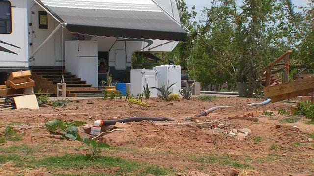 Some Tornado Victims Told They Cannot Rebuild