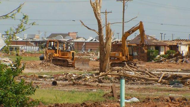 Paperwork Problems Delay OKC Man's Attempt To Rebuild After Tornado