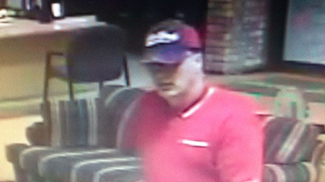 Bank Robber In Sayre Makes Off With Cash-Filled McDonald's Bag