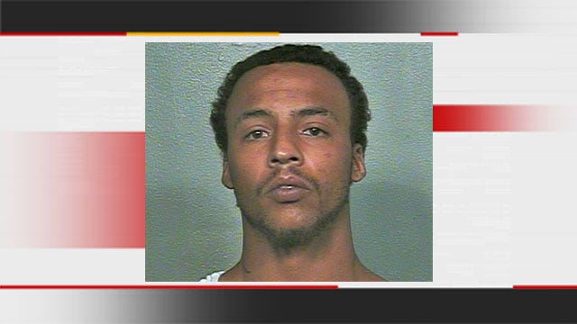 OKC Man Arrested For Attacking Girlfriend, Possession Of Illegal Drugs