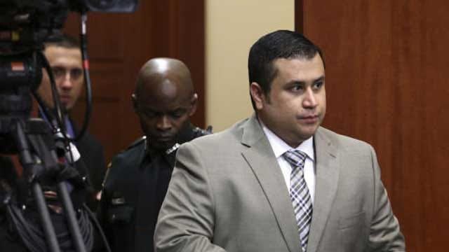 Florida Jury Finds George Zimmerman 'Not Guilty'