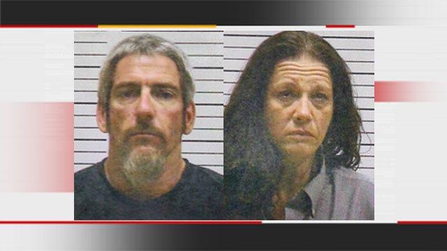 Two Arrested In Elk City After Authorities Find Meth, Stolen ATV