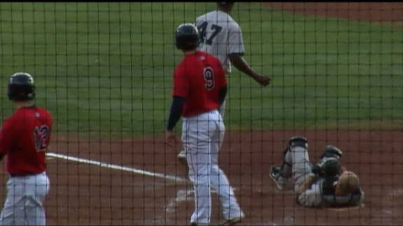 Zephyrs Rally To Sweep RedHawks