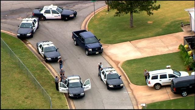 Armed Inmate Remains On The Run In SW OKC