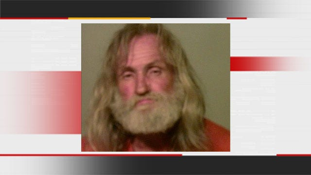 Police: Naked Burglary Suspect Arrested In OKC With Drugs, Sex Toy