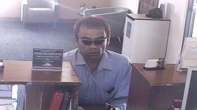 Authorities Investigate Bank Robbery In Southwest OKC