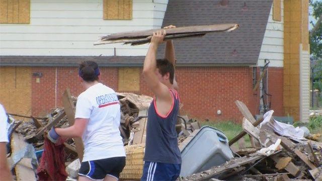 OKC Adds More Crews To Collect Storm Debris