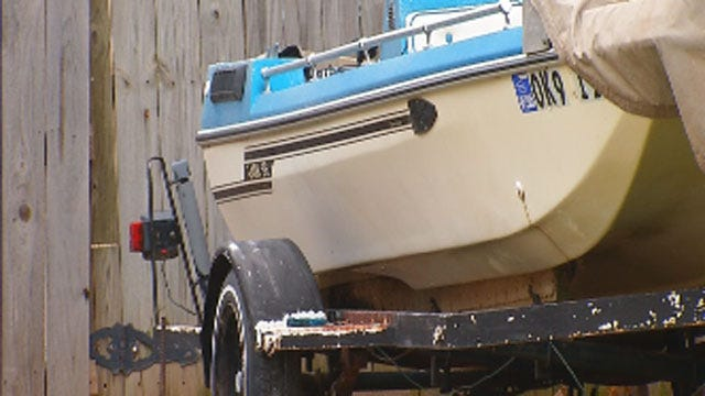 OKC Leaders To Enforce Rules About Trailer, Boat Storage