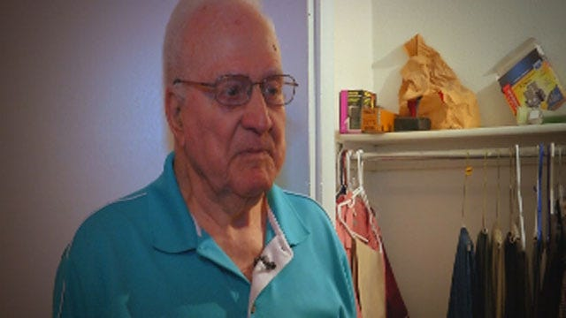 OKC Man Heartbroken After Thieves Steal Ashes Of Late Wife