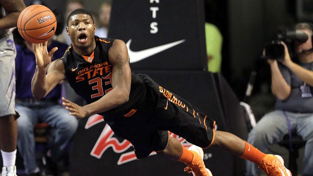 OSU To Face Memphis In Old Spice Classic