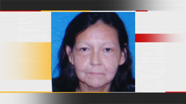 Missing Kingfisher Woman Found