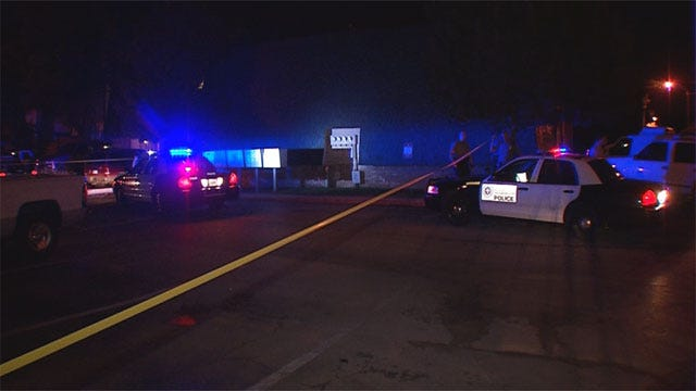 One Killed, Another Injured In Double Shooting In North OKC