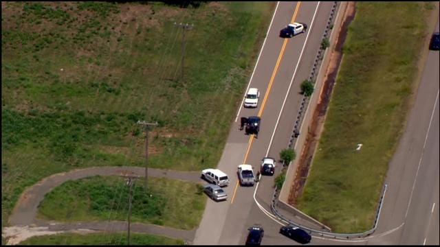 Suicide Threat Ends Peacefully Along HWY 9 Near Riverwind Casino