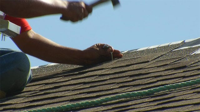 Complaints Show Problems With Oklahoma Roofers