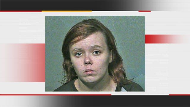 Woman, 18, Arrested For Killing Father At Del City Home