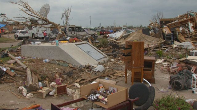 Moore City Council Shelves Proposal To Require Storm Shelters