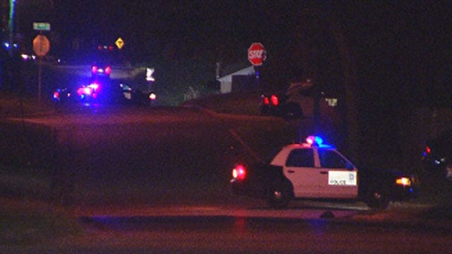 Police Arrest Suspect Who Shot At Officer In NW OKC