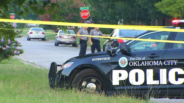 Witness Talks About Early-Morning Standoff In NW OKC Neighborhood